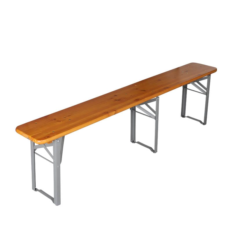 RoomClip商品情報 - BEER BENCH 180 SILVER