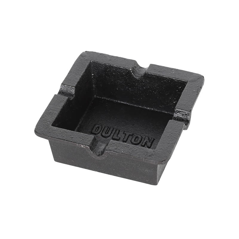 IRON ASHTRAY A.BLACK