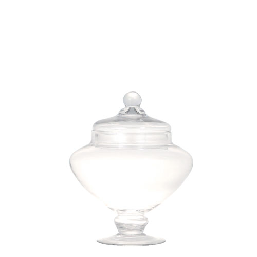 GLASS JAR SOURIRE