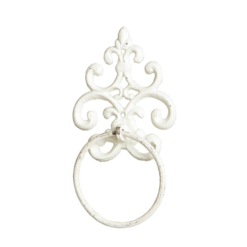 RoomClip商品情報 - TOWEL RING IVORY