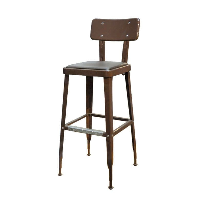 STANDARD BAR CHAIR BRW