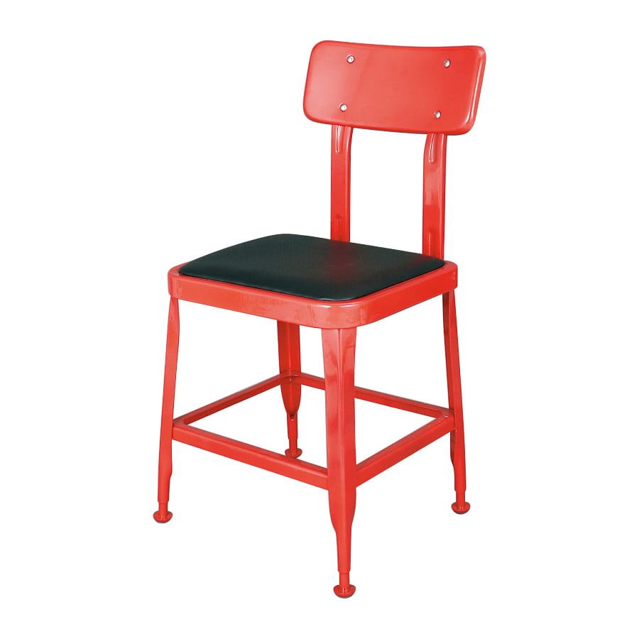 STANDARD CHAIR RED