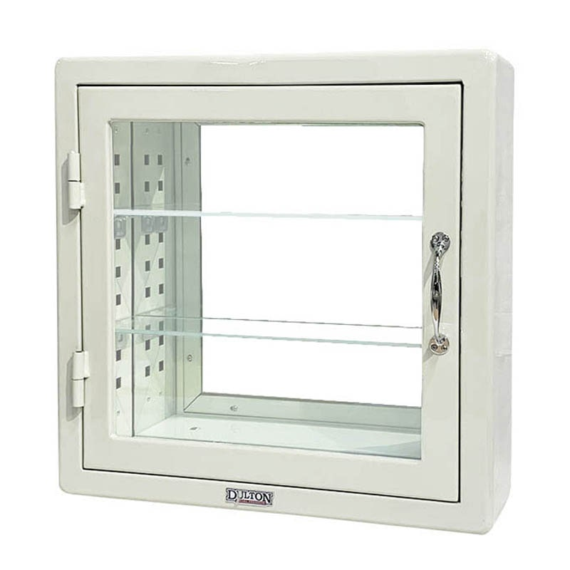 WALL MOUNT GLASS CABINET IV