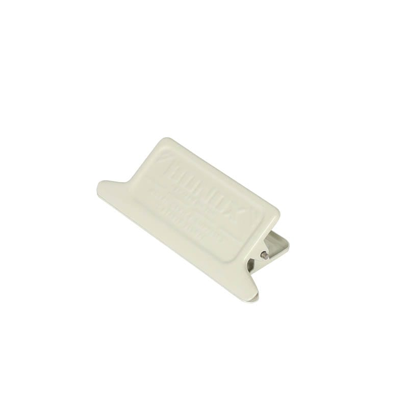 METAL CLIP IVORY