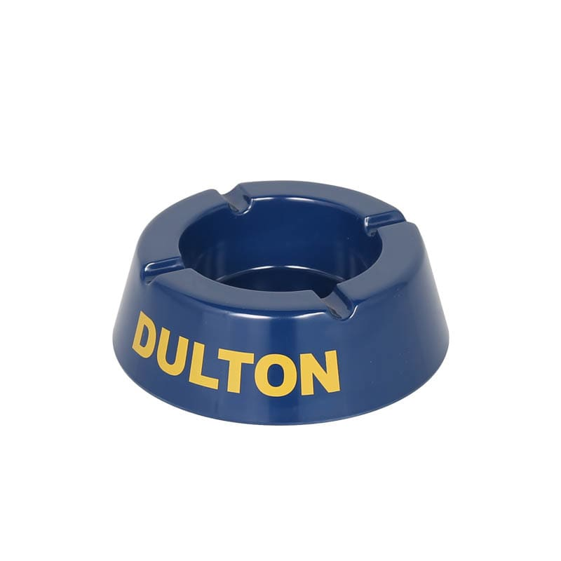 DULTON MELAMINE ASHTRAY NAVY