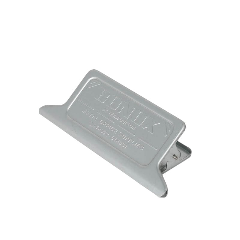 METAL BIG CLIP GALVANIZED