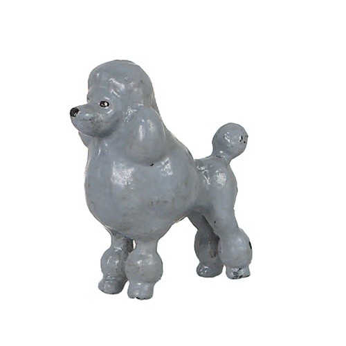 "PAPER WEIGHT ""POODLE"""