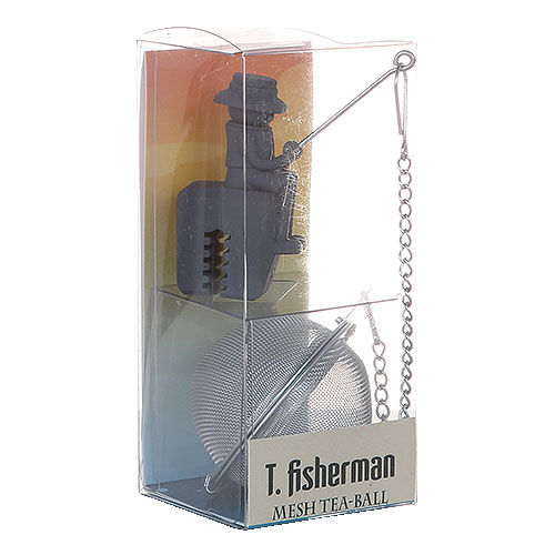 TEA INFUSER T.FISHERMAN GY