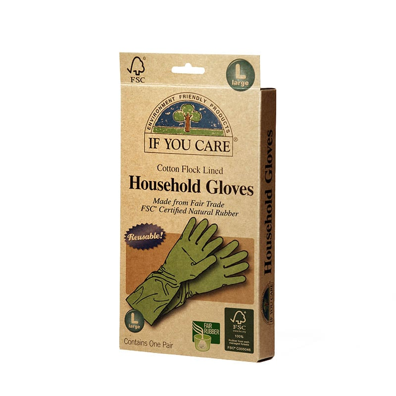 Household Gloves L