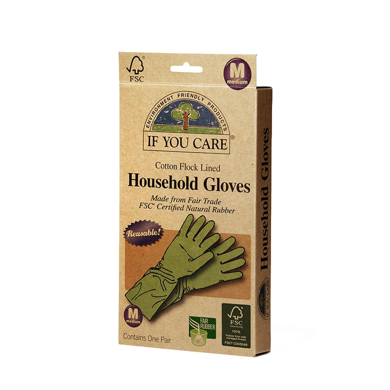 Household Gloves M