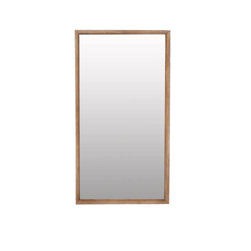 ''DARCEY'' ELM BOX MIRROR