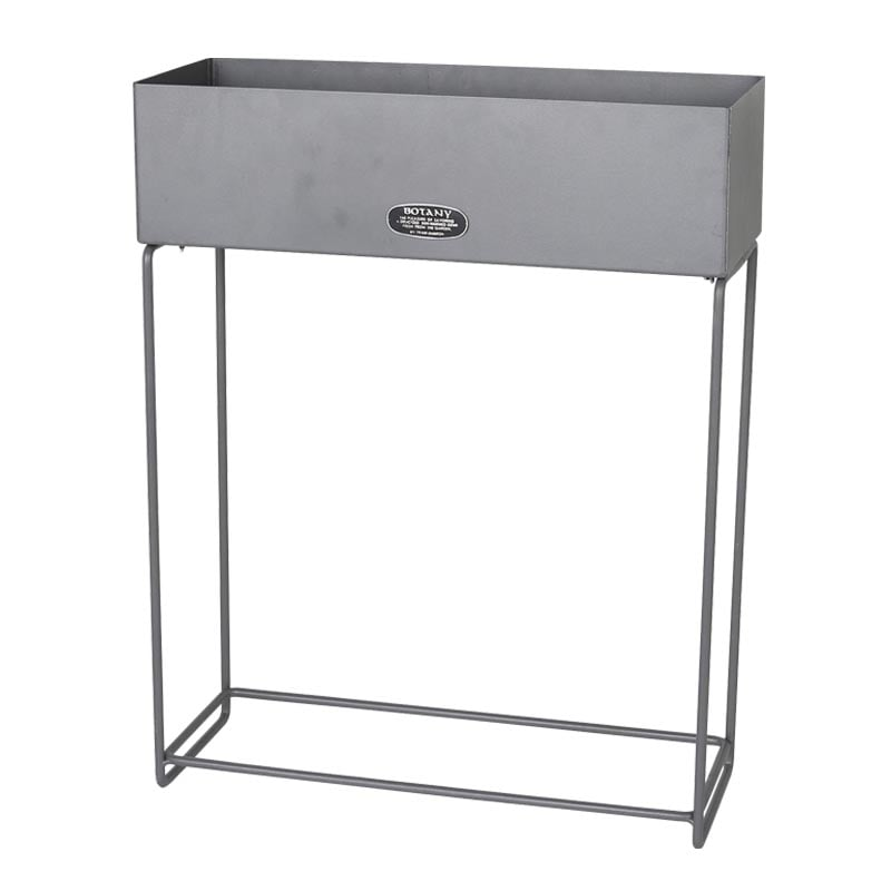 METAL PLANTER BOX RECTANGLE L