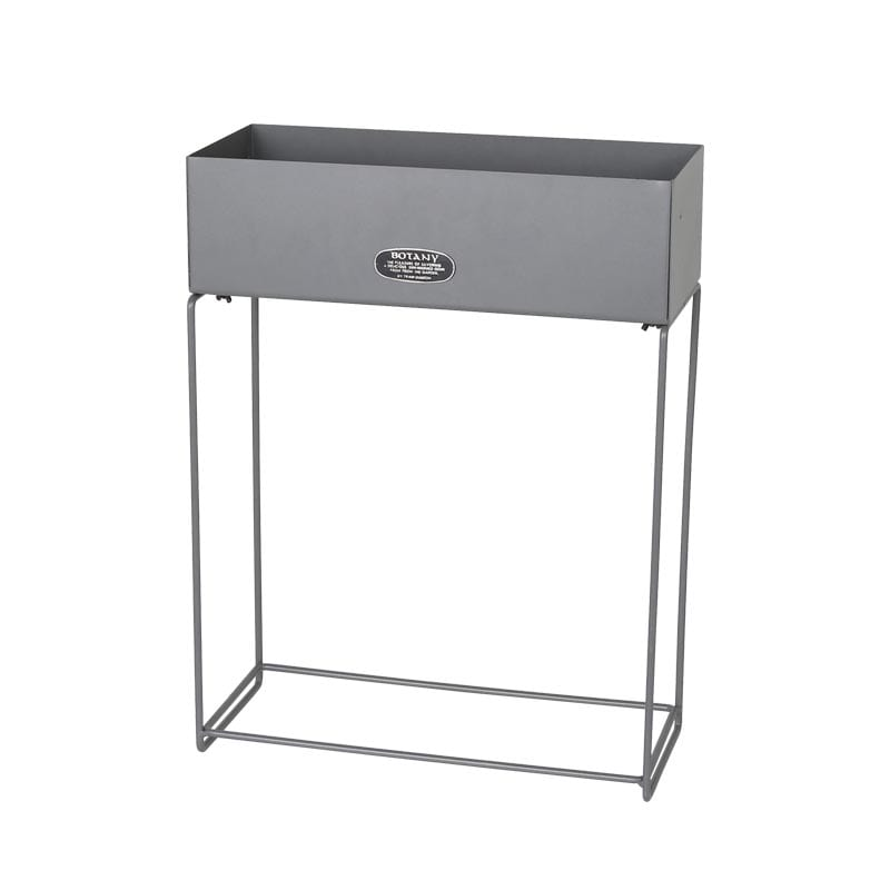 METAL PLANTER BOX RECTANGLE S