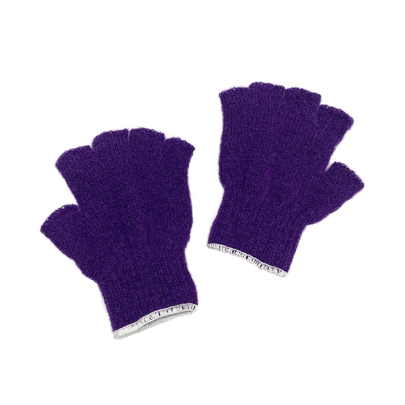 FINGERLESS GUNTE PURPLE