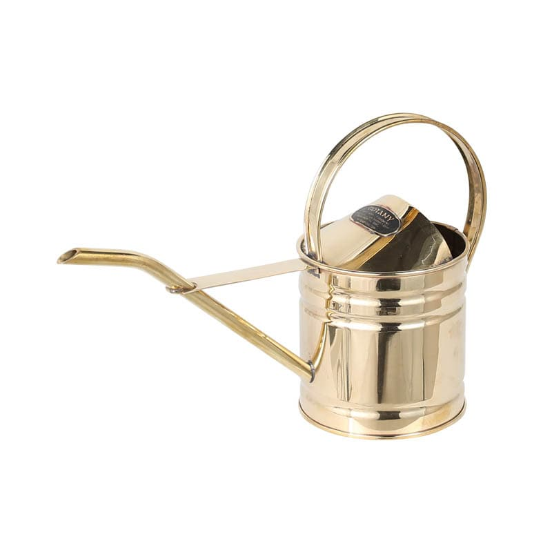 BRASS WATERING CAN 730ml BRASS