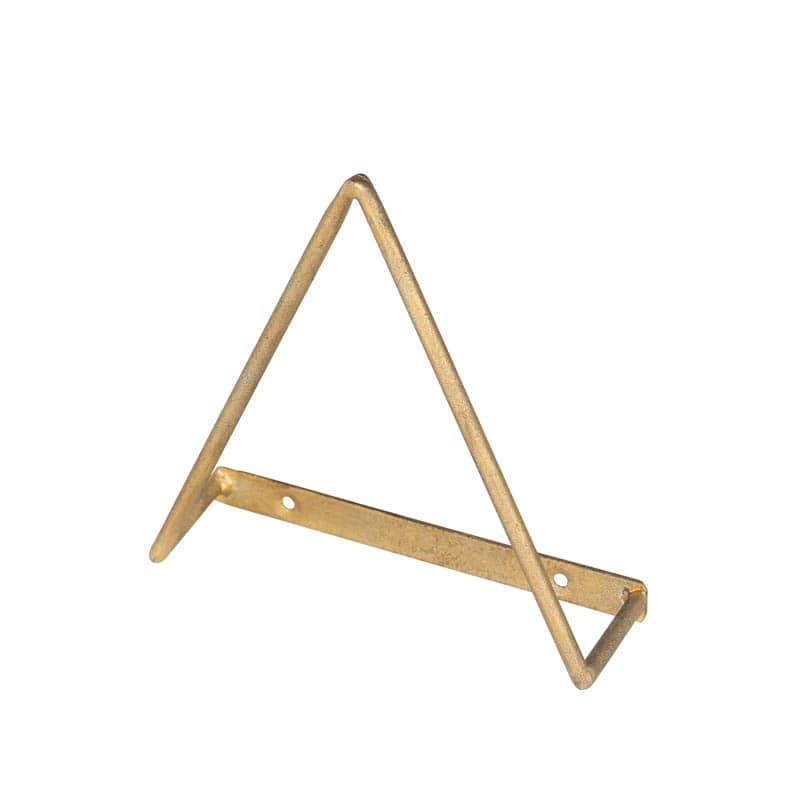 TRIANGLE HOOK GOLD