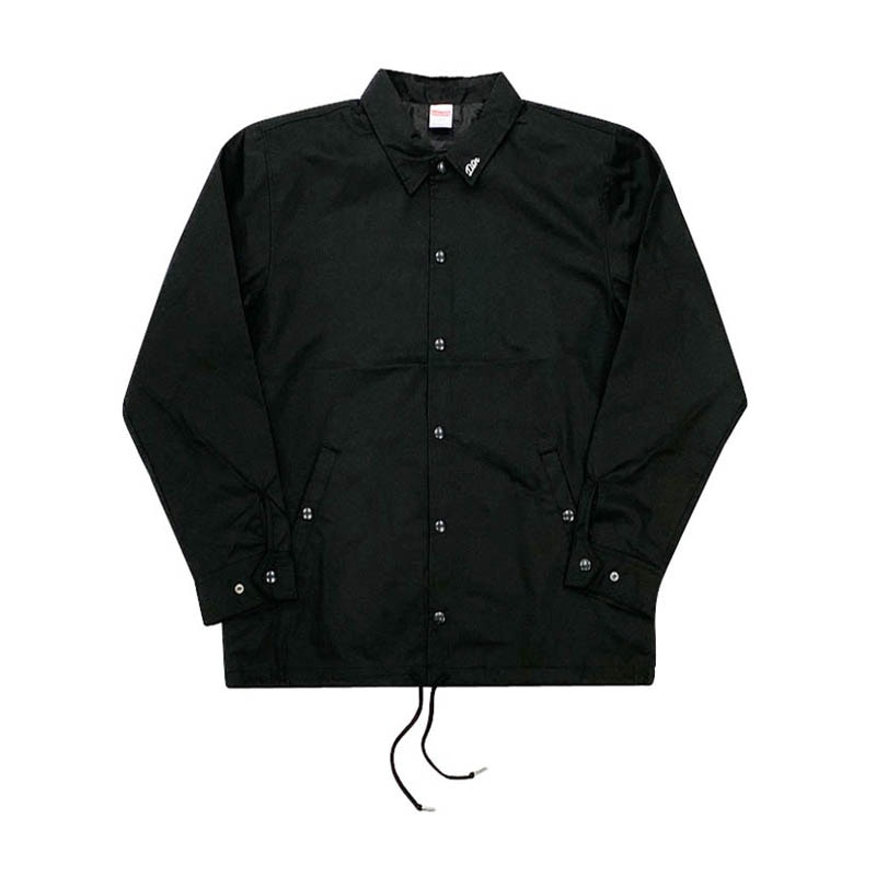 DTN COACH JACKET BLACK M