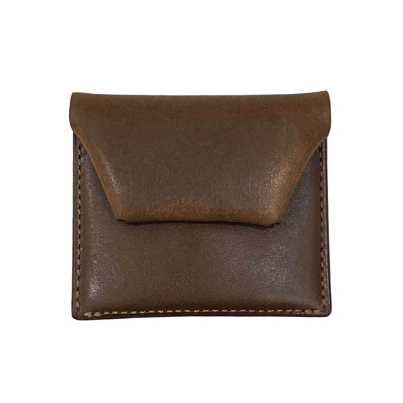 SQUARE COIN CASE D.BROWN
