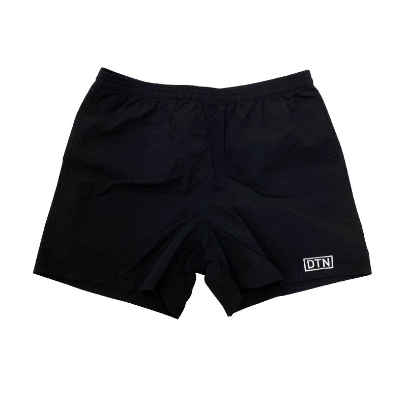 DTN NYLON SHORTS BLACK L