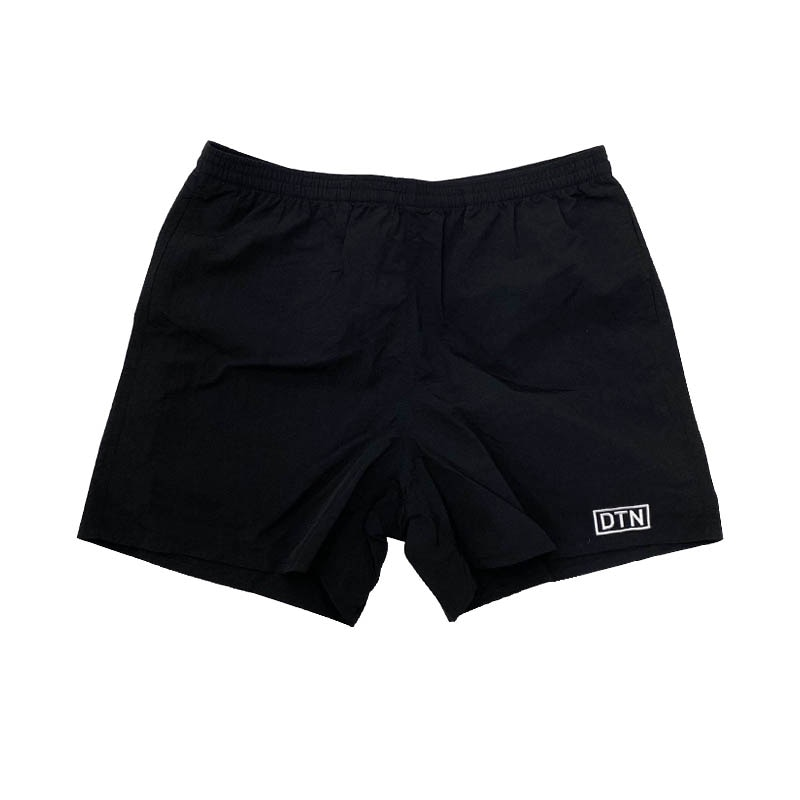DTN NYLON SHORTS BLACK M