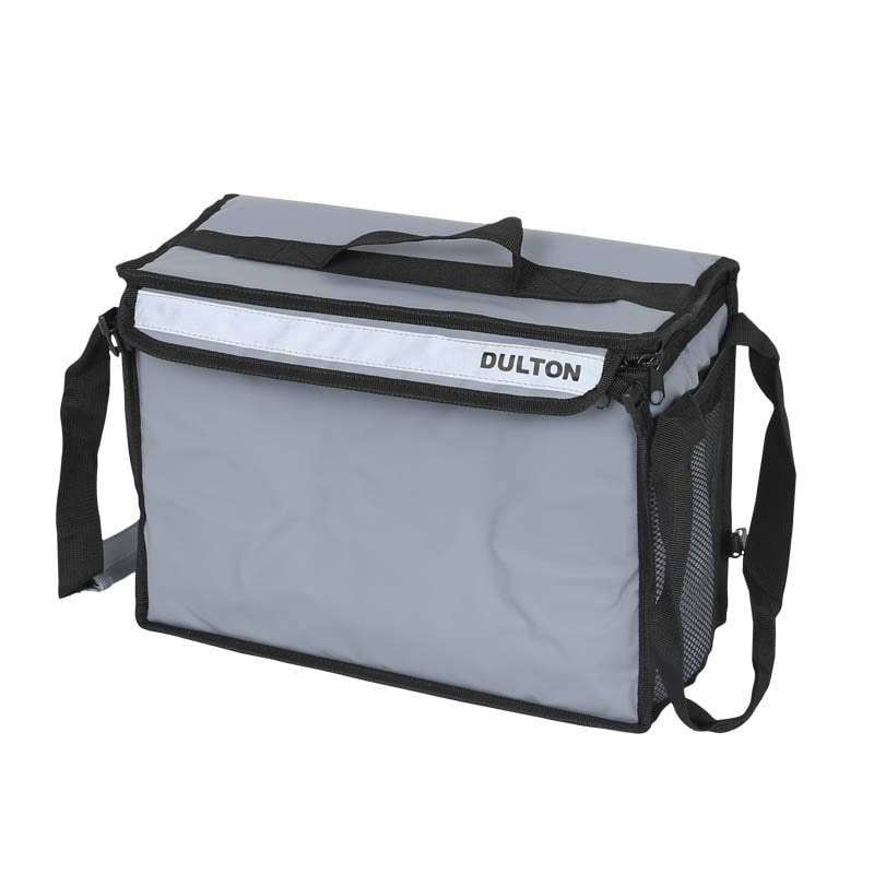 TARPAULIN CARRY BAG 12L GRAY