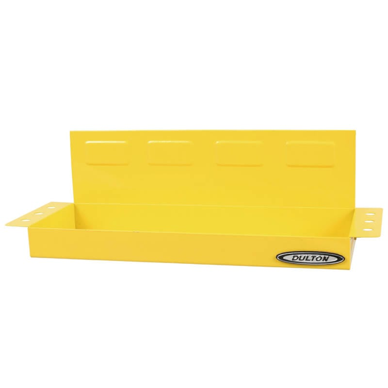 MAGNETIC HANGING TRAY YELLOW