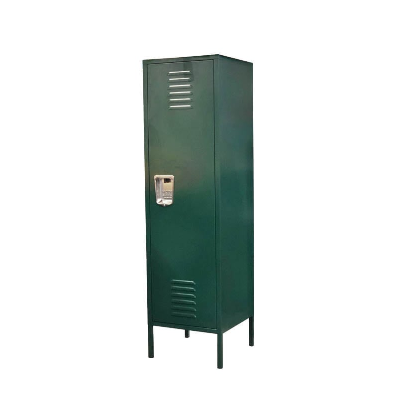STEEL LOCKER DARK GREEN