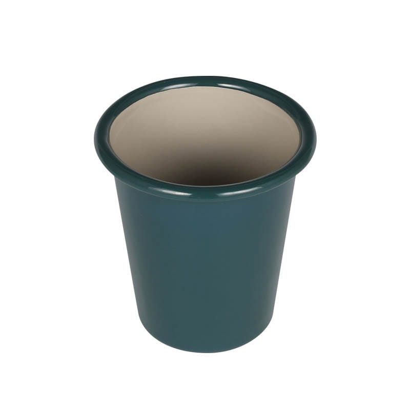 ENAMELED TUMBLER GREEN