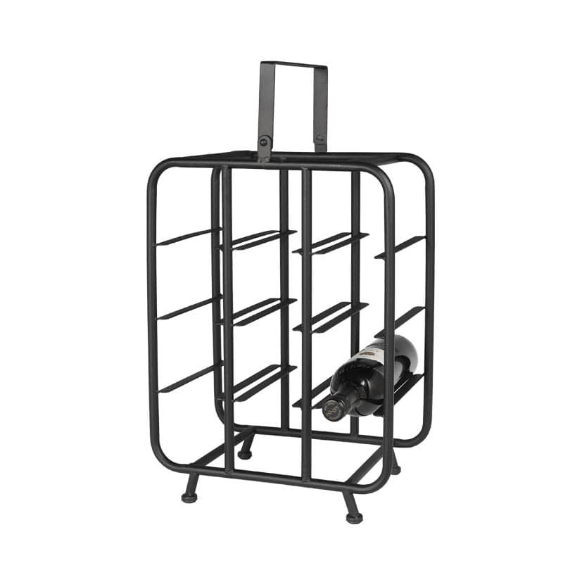 "METAL WINE RACK ""BARBERA"""
