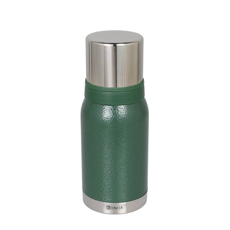 VACUUM BOTTLE DOUBLE CUP GREEN
