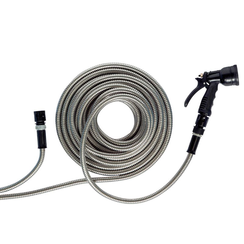 STAINLESS STEEL HOSE SET