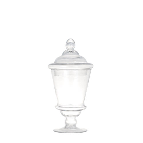 GLASS JAR CORNET M