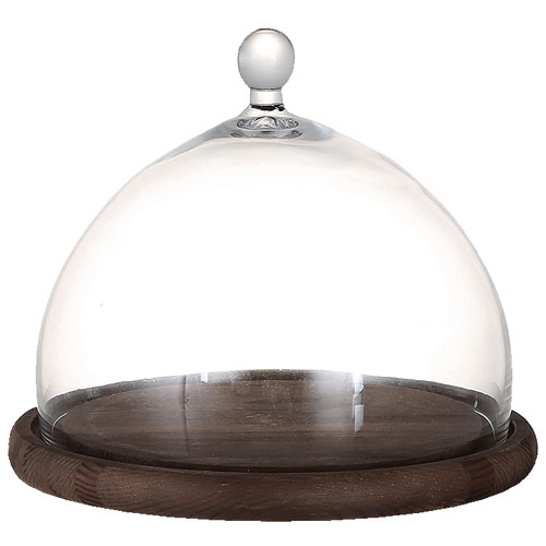GLASS DOME  MIRROIRS L