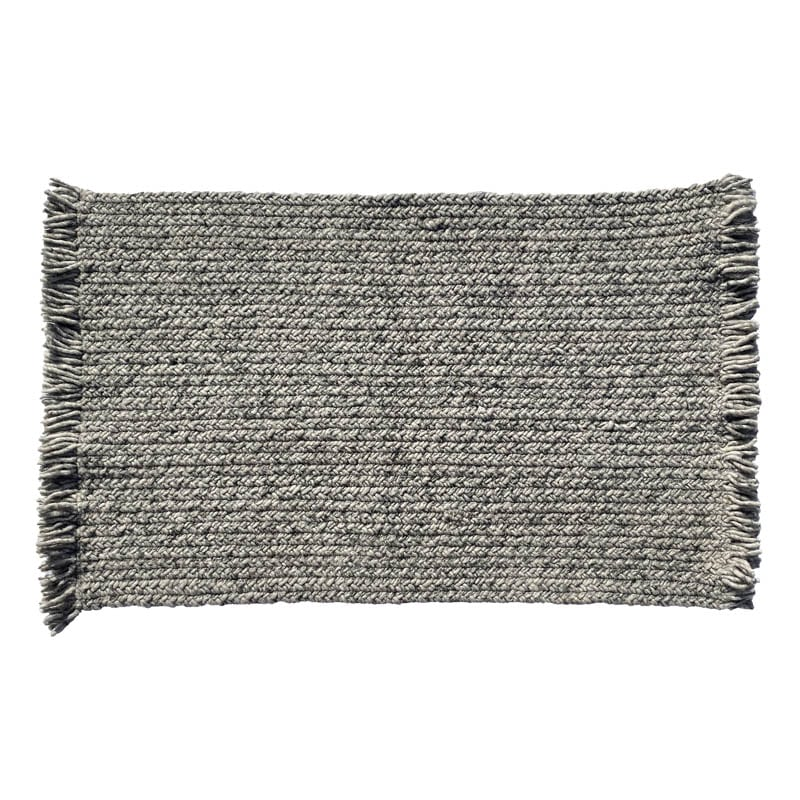 SWEATER WOOL MAT 600x900 GRAY