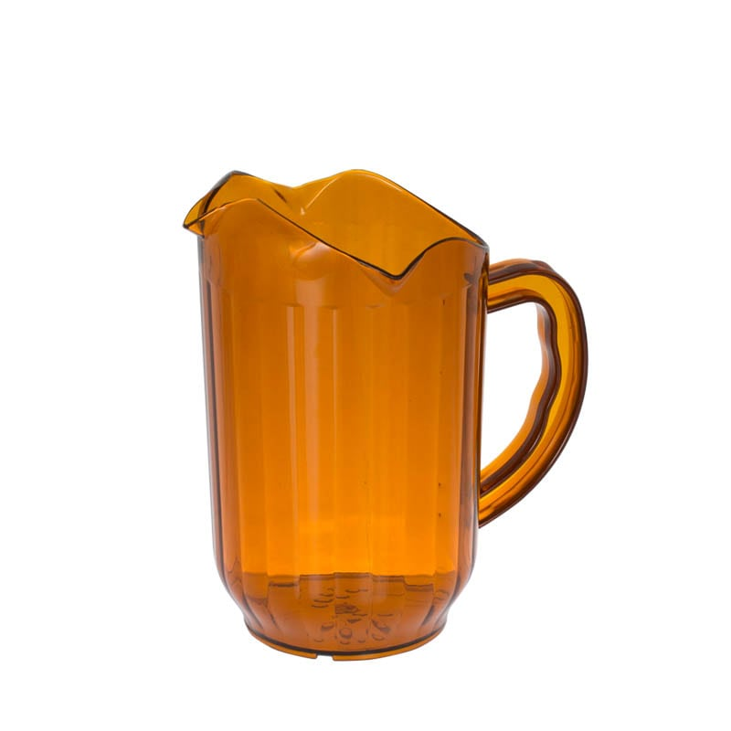 3 SPOUTS WATER PITCHER AMBER 1700ML