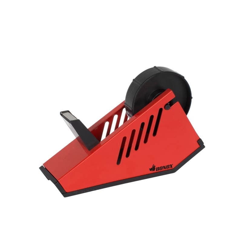 METAL TAPE DISPENSER RED