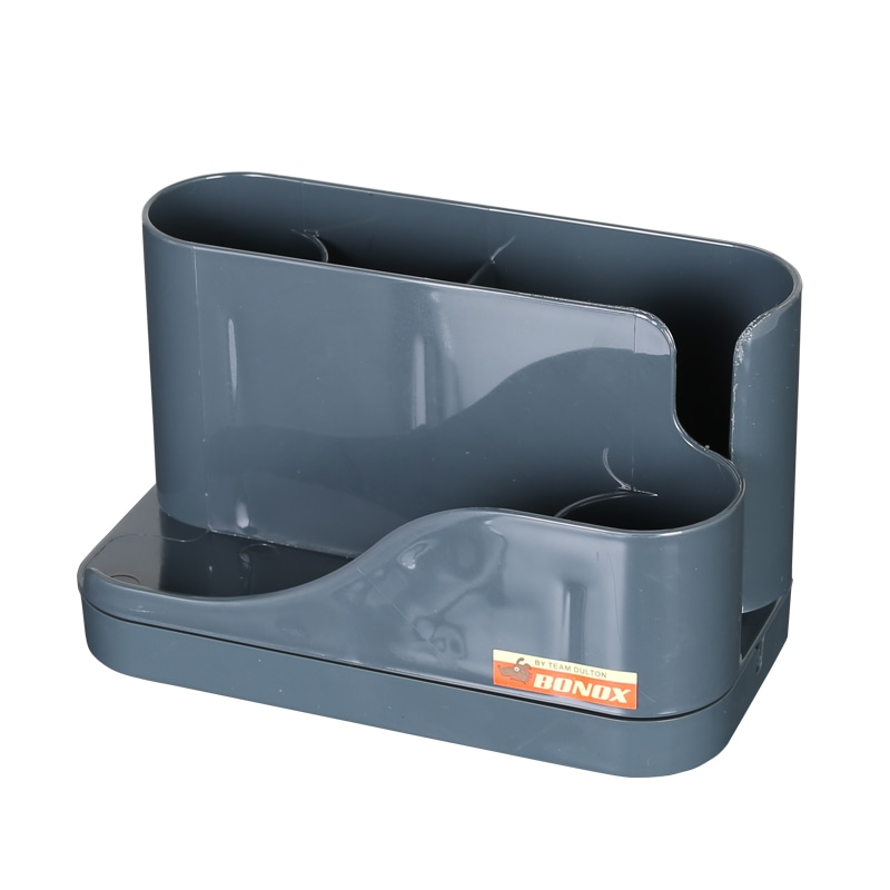 DESK ORGANIZER GRAY