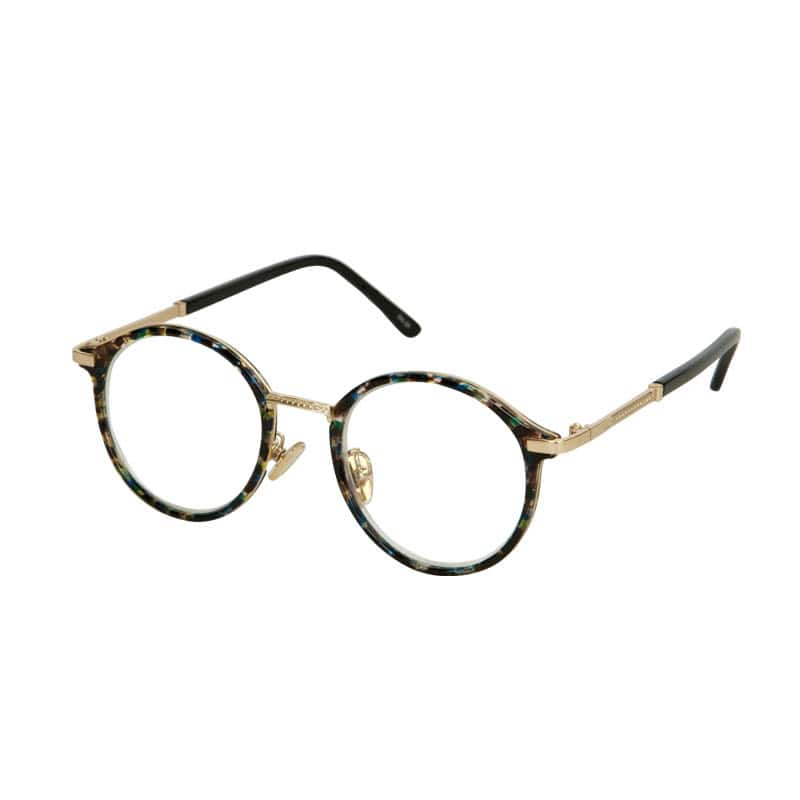 READING GLASSES BLUE BROWN_M.GD 1.5