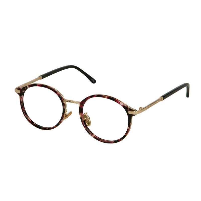 READING GLASSES RED_M.GOLD 1.5